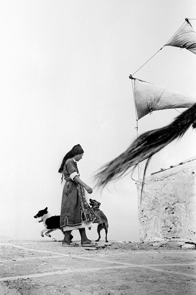 Katerina Kaloudi - Greeks - Yehudi Menouhin at the Ancient Theatre of Epidaurus, 1989