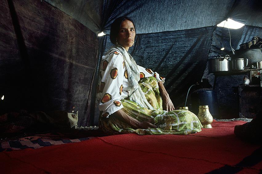 Katerina Kaloudi - Gypsy women - Women 1