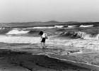 Katerina Kaloudi -  - Shinias beach, Marathon, 1990